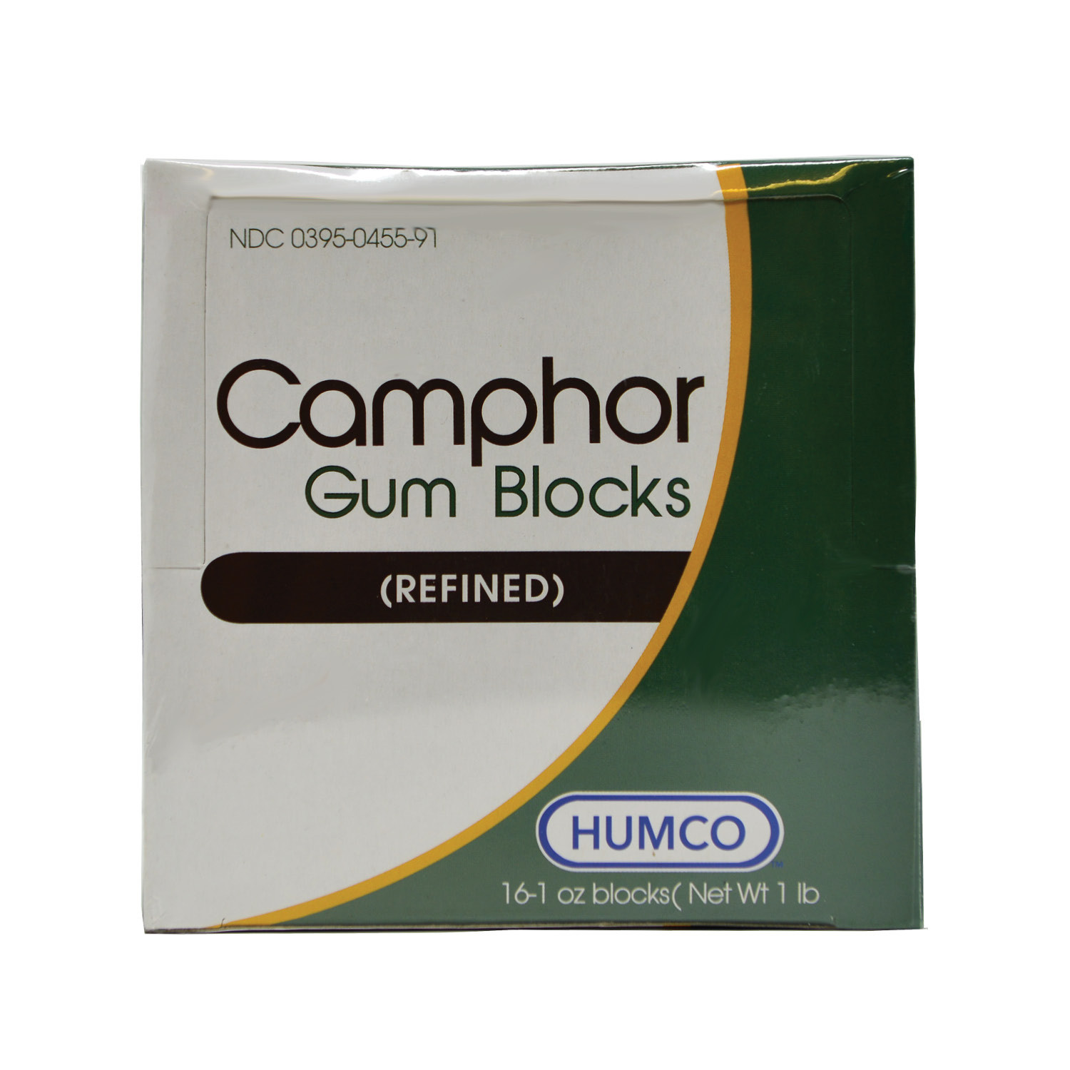 Camphor Gum Blocks