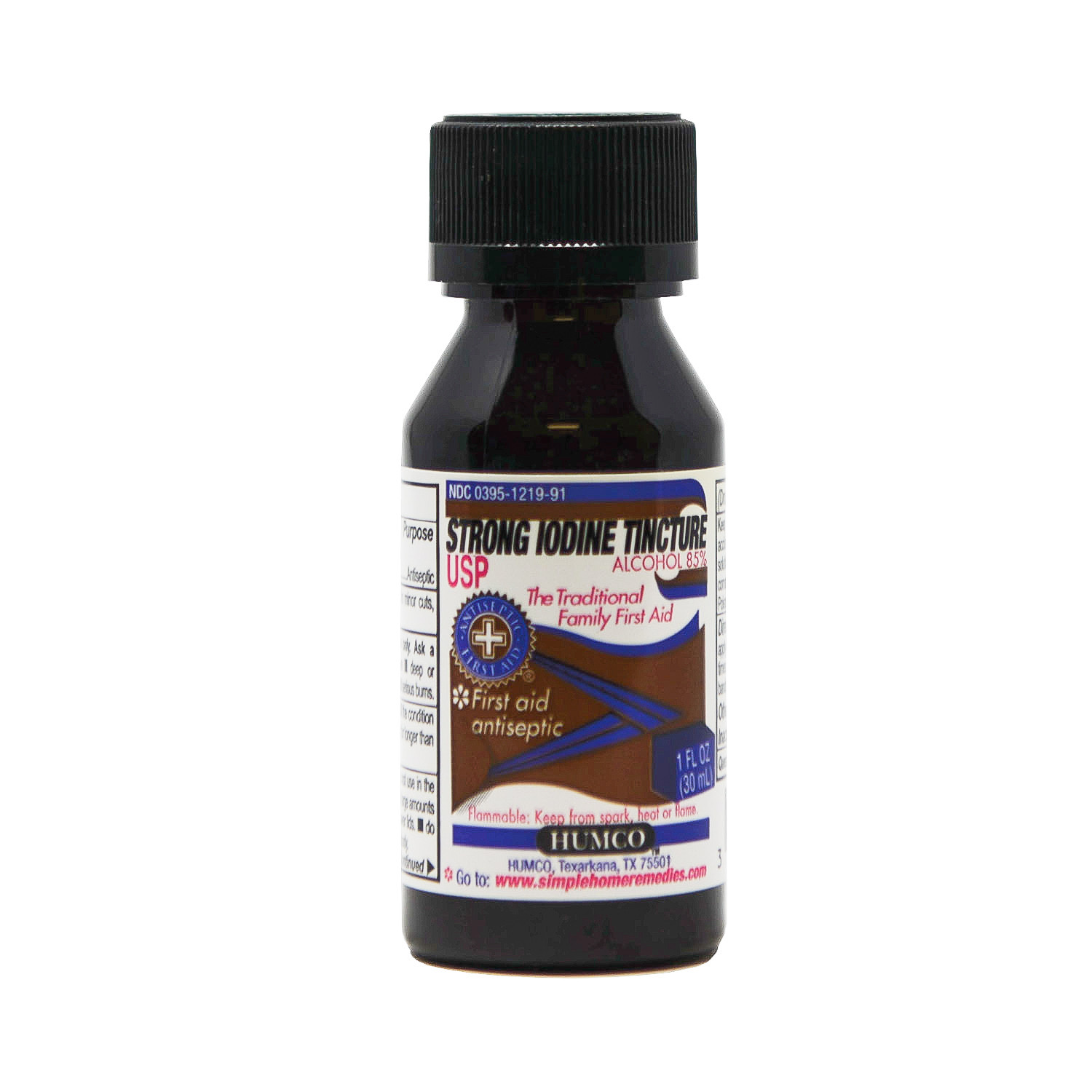 Iodine Tincture Strong 7%, USP